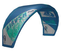 Kite Airush 2018 Wave blue 12m